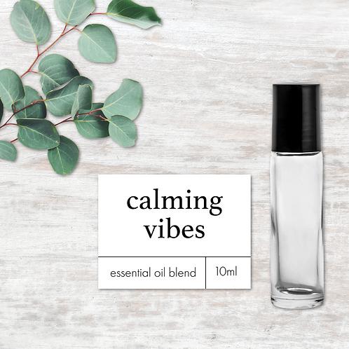 Calming Vibes 10ml