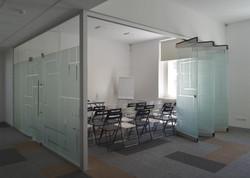 Интерьер офиса Savills в Москве
