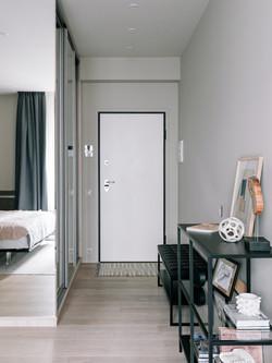 Интерьер маленькой квартиры в Москве