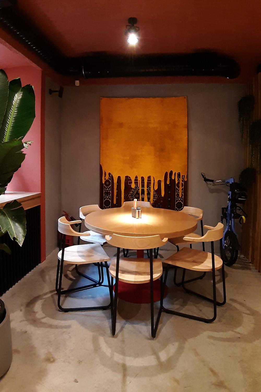 интерьер кафе Гужва, 2 зал. Блог Ирины Ежовой
