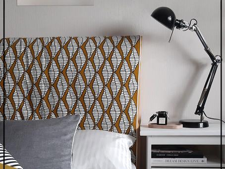 Как обновить интерьер спальни с помощью текстиля