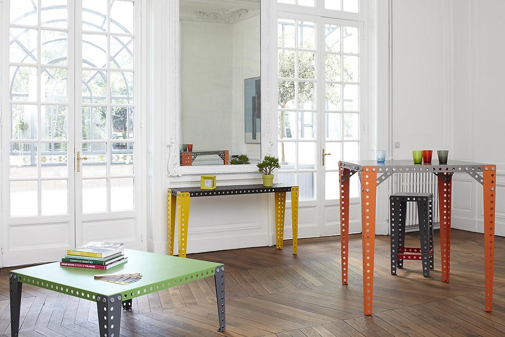 Мебель-конструктор идея из детства
