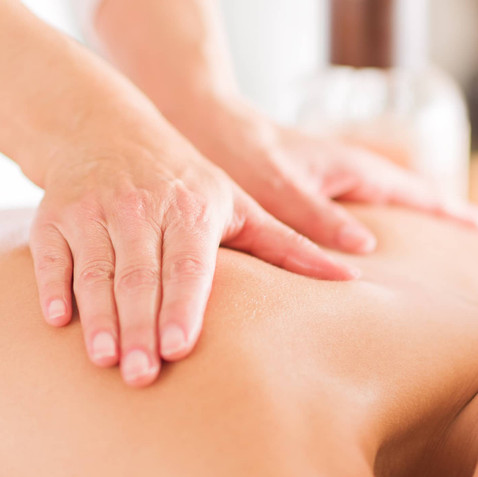Prana Deluxe Deep Tissue Massage