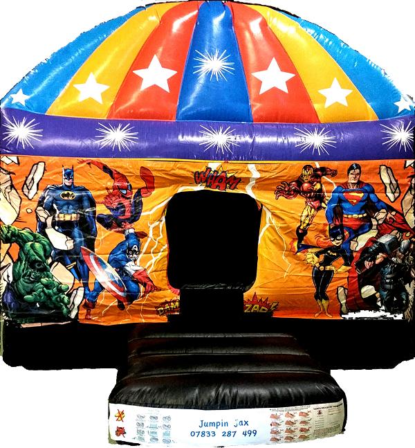 Superhero Disco Dome