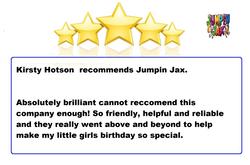 Jumpin Jax Review 2