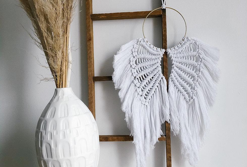 Macrame Angel Wings Hanging - KH-75-W