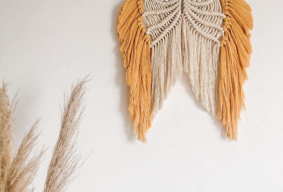 Macrame Angel Wings Hanging - KH-80