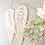 Thumbnail: Macrame Angel Wings Hanging - KH-74-5