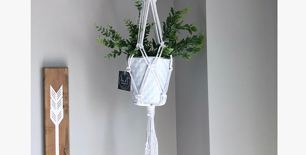 Macrame Plant Hanger - KH-3