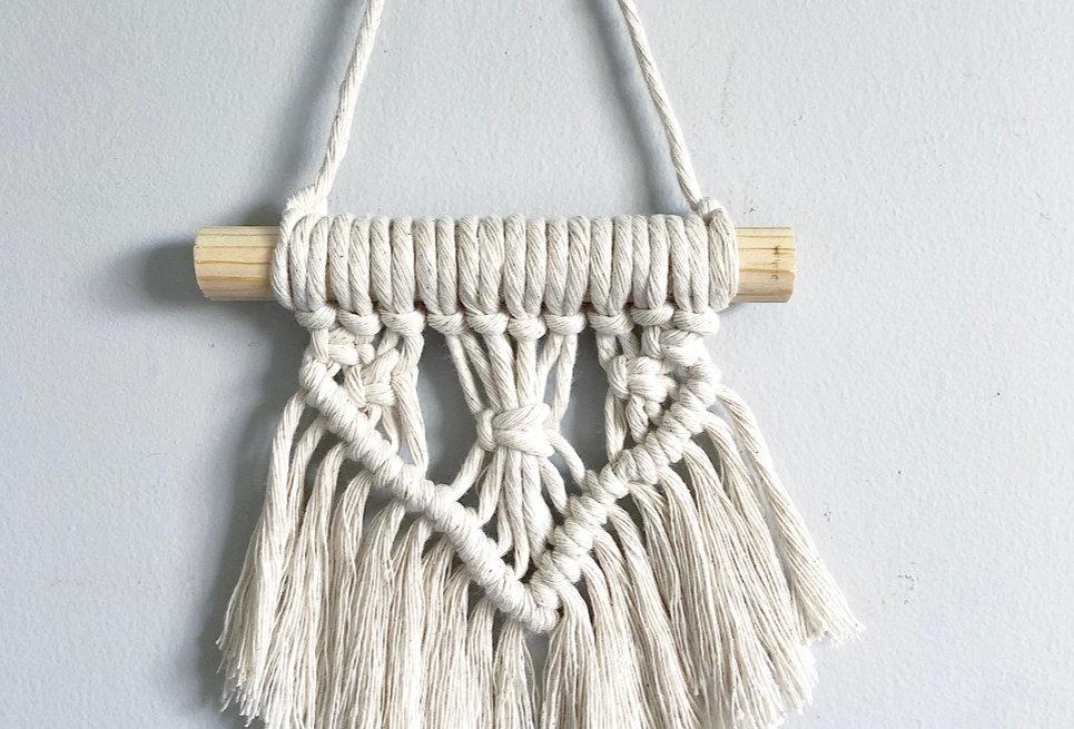 Mini Macrame Hanging - KH-20