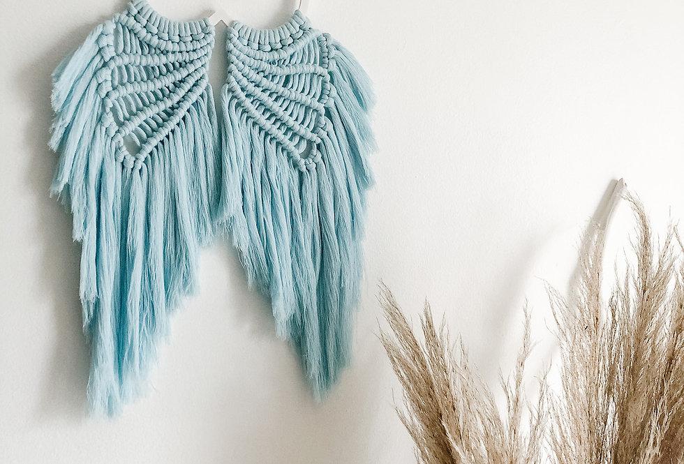 Macrame Angel Wings Hanging - KH-73