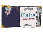 Tales with a Twist LOGO website - no bac