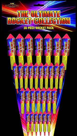 ULTIMATE ROCKET COLLECTION