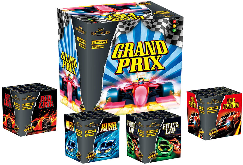 GRAND PRIX BARRAGE BOX