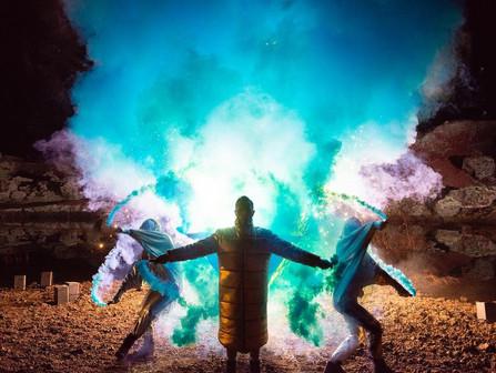 Gusgus music video