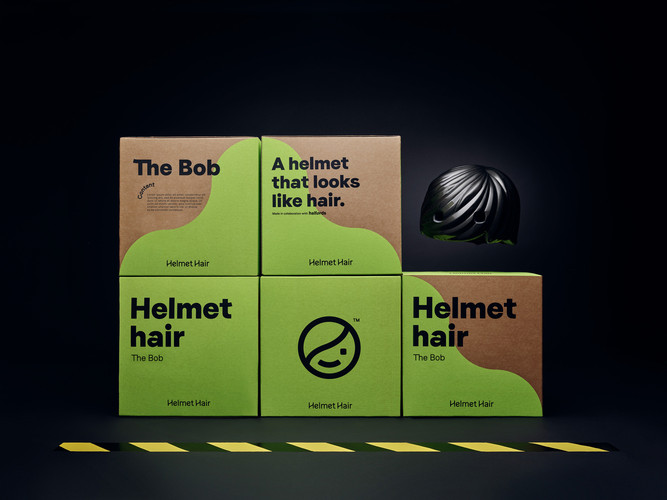 Helmet Hair - Boxes