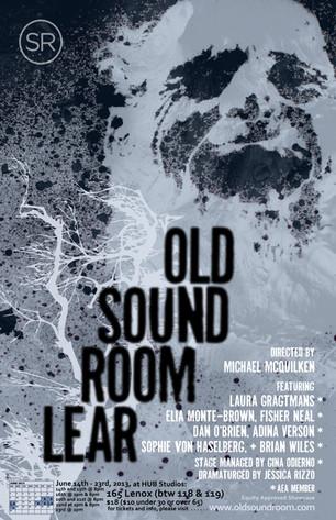Old Sound Room Lear