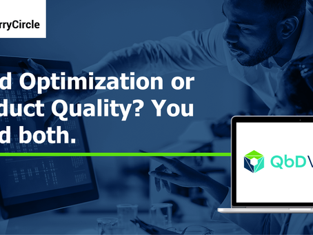 Yield Optimization or Product Quality? You need both.