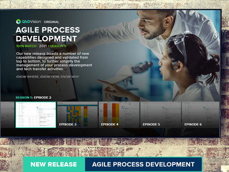 Our latest platform innovations for agile process development and tech transfer