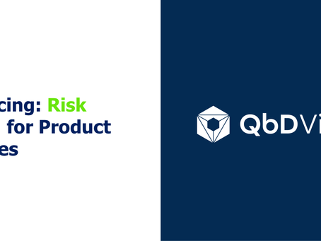Risk Ranking for Product Quality Attributes