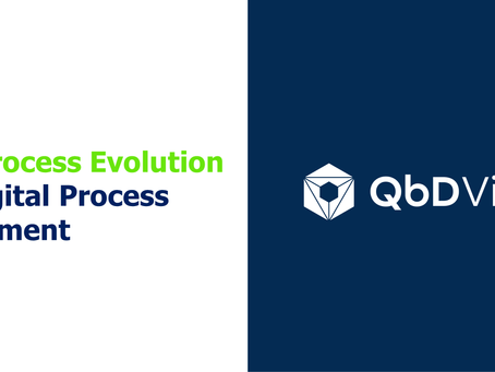 Track Process Evolution with Digital Process Management