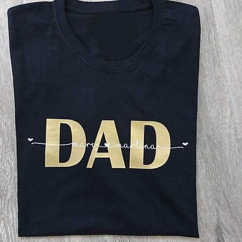 Camiseta DAD