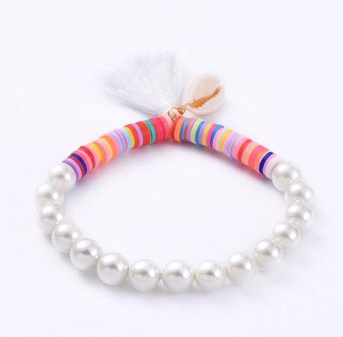 Pulsera katsuki perlas-blanco