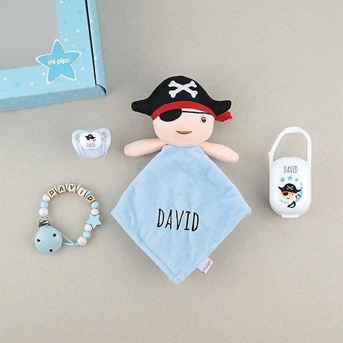 Caja Babyborn pirata