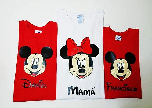 Camiseta suelta personalizada