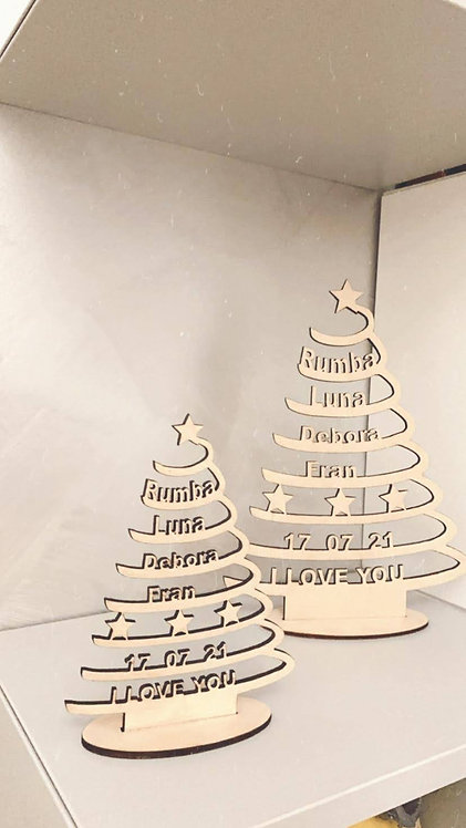 Árbol navideño decoración