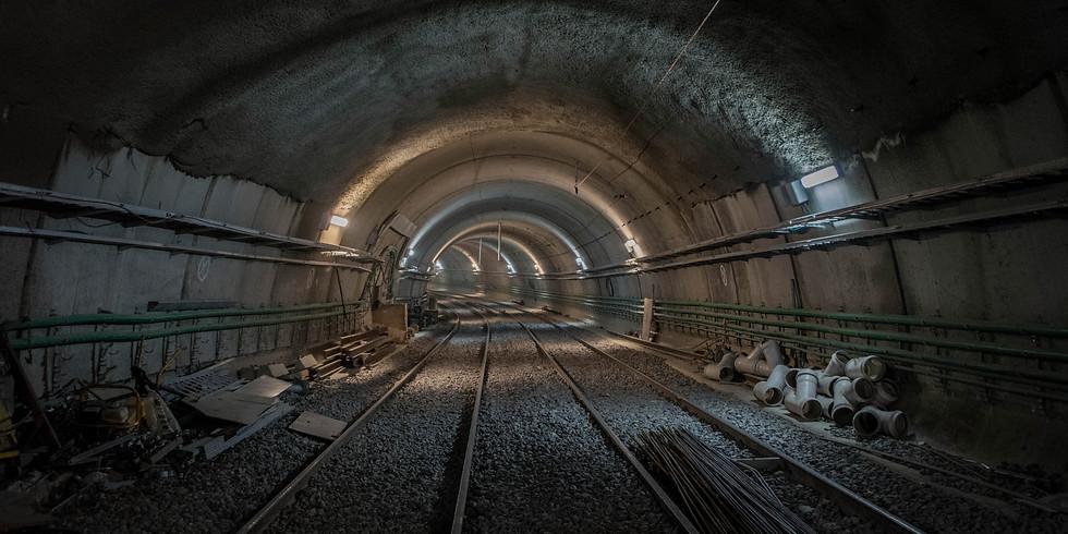 Webinaruke om innovative prosesser i tunnelsikkerhetsnæringen