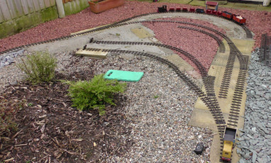 Day 1: New layout trialed