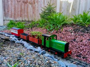 Day 6: Gardening Train