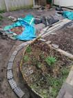 Strawberry Corner foundations laid