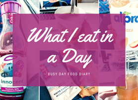 Was ich während meiner Periode esse - Food Diary