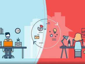 Er dit netværk klar til den hybride arbejdsplads?