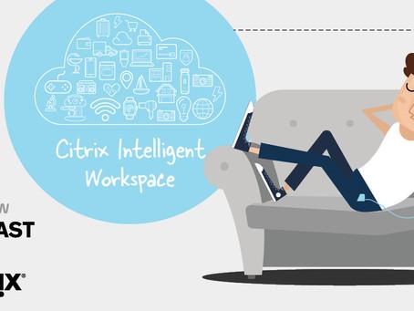 Ny Arrow Podcast om Citrix Intelligent Workspace