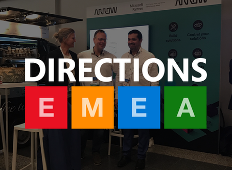 Directions EMEA 2019 – mere intelligent end nogensinde