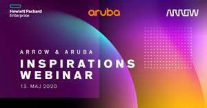 Arrow & Aruba inspirationsseminar & brunch