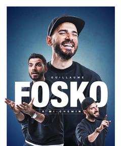 Dimanche 17h - Guillaume Fosko - A mi-chemin