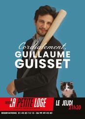 Jeudi 21h30 (Dimanche 17h30 couvre-feu) - Guillaume Guisset - Cordialement