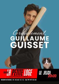 Jeudi 20h - Guillaume Guisset - Cordialement