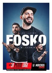 Mercredi 20h (19h couvre-feu) - Guillaume Fosko - A mi-chemin