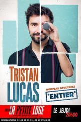Jeudi 20h (19h couvre-feu) - Tistan Lucas - Entier