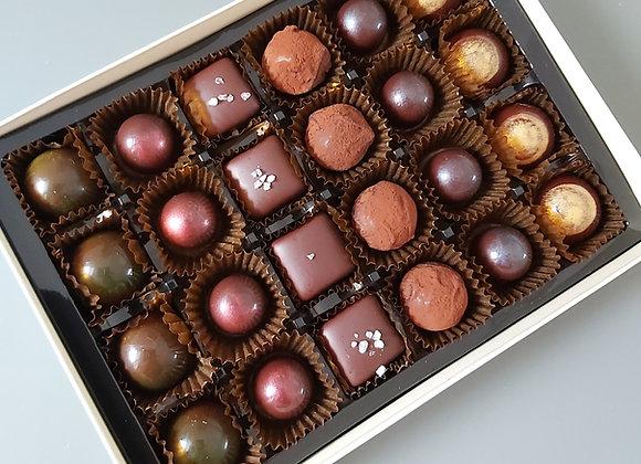 Box of 24 Seasonal Chocolates