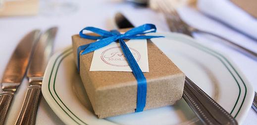 Artisanal Wedding Chocolates