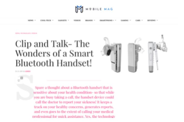 Mobile Mag