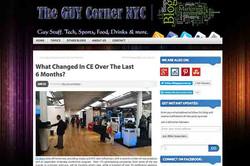 The Guy Corner NYC