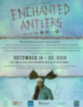_Enchanted Antlers Promotional Poster -