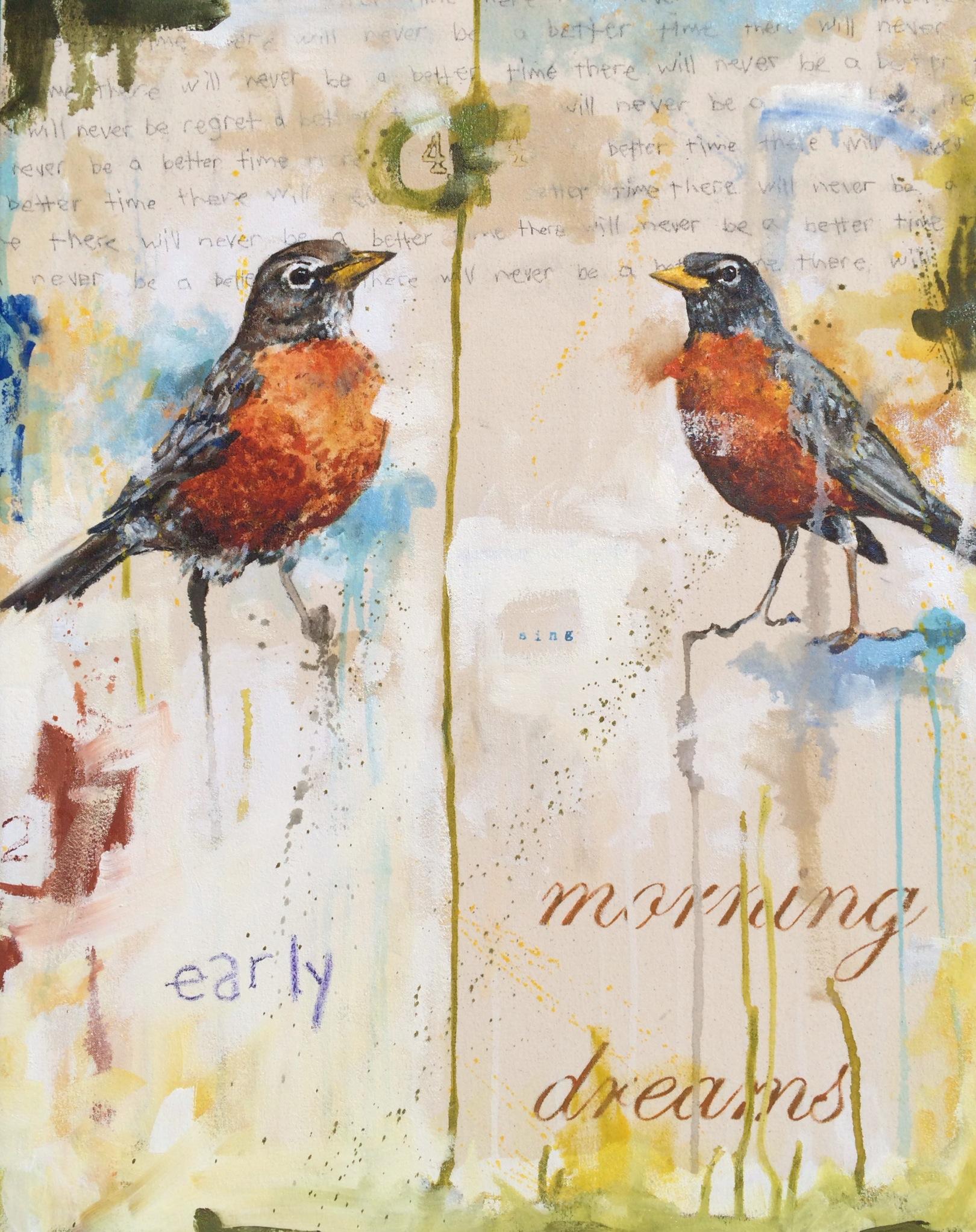 Early Morning Dreams